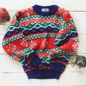 Kids vintage Lacoste jumper